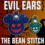 Evil Ears - Two Sizes!