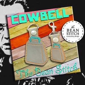 CowBell - TWO Sizes INCLUDED!