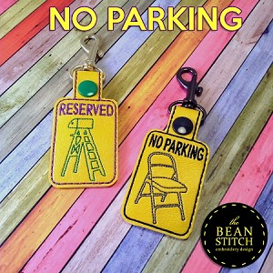 No Parking -  FOUR styles INCLUDED!!!