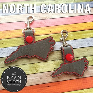 North Carolina - TWO sizes Included!