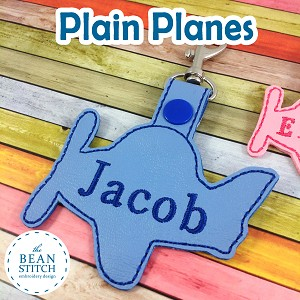 FREE - Plain Plane - TWO Sizes Included :)  Bonus Multis!