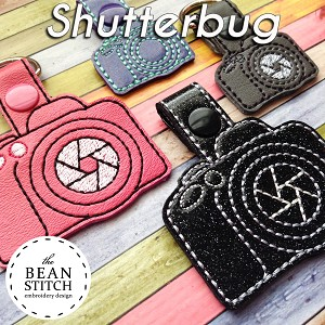 Shutterbug - Includes TWO Sizes! BONUS Multis!