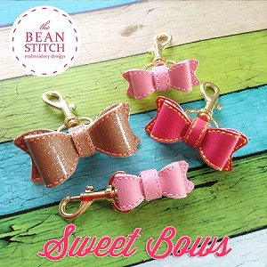 Sweet Bows  -  THREE Sizes INCLUDED!!!
