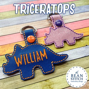 Tricerotops - TWO Sizes INCLUDED!!! BONUS Multis!