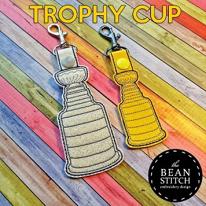 Trophy Cup -  TWO Sizes INCLUDED!!!