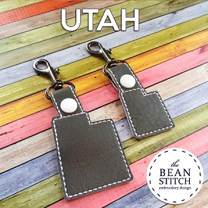 Utah - TWO sizes Included!