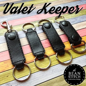 Valet Key Keeper - Includes FOUR Styles!!!