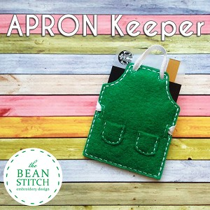 Apron Card Keeper !!!