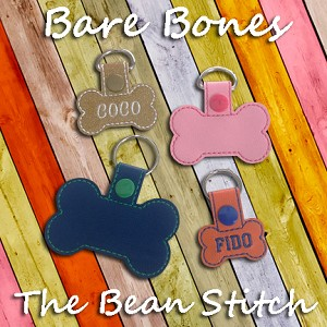 Bare Bones - FOUR(4) Sizes Included!