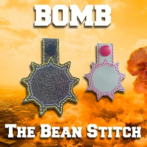 Bomb - Includes TWO(2) Sizes