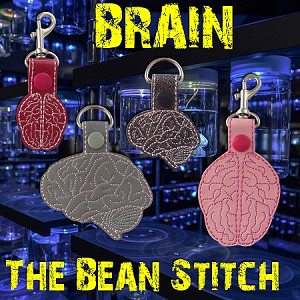 Brains Combo - TWO designs and TWO sizes INCLUDED!