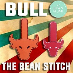 Bull - Two Sizes!