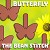 Butterfly - Includes ONE(1) Size
