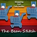 Shopping Cart Keeper Coin Holder - for both US and International Coins