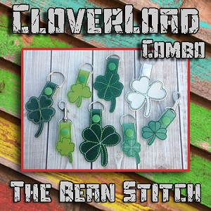 It's a CloverLoad! Combo Includes EIGHT(8) designs!