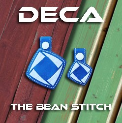 DECA - Includes TWO(2) Sizes!