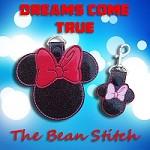Dreams Come True (With Bow) - 2 Designs in 2 Sizes!