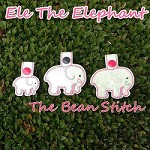 Ele The Elephant! - Includes TWO(2) Sizes!
