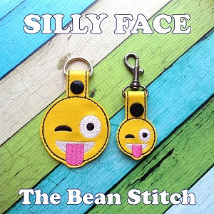 Silly Face - TWO sizes Included!