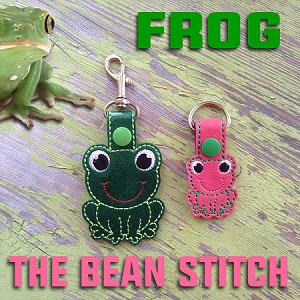 Frog - TWO sizes INCLUDED!