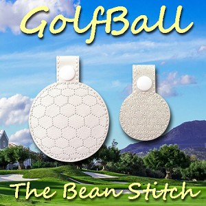 GolfBall - TWO Sizes INCLUDED!