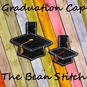 Graduation Cap  - TWO sizes included