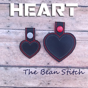 Heart! - Includes TWO(2) Sizes!