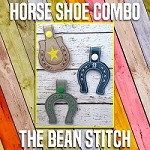 Horse Shoe COMBO - TWO(2) designs included