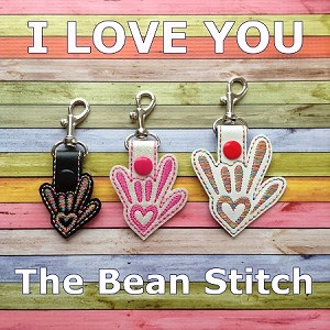 I Love You - Includes THREE (3) Sizes!