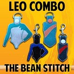 Leo Combo - TWO sizes and TWO designs INCLUDED!