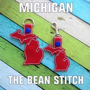 Michigan - Includes TWO(2) Sizes!