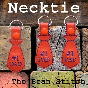 NeckTie - Includes TWO(2) Sizes!  Includes #1 DAD