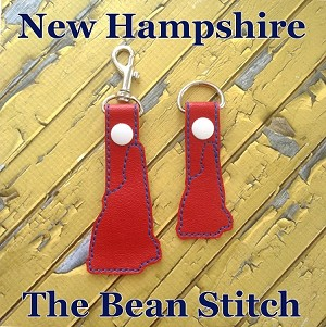 New Hampshire - Includes TWO(2) Sizes!