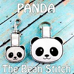 Panda - TWO sizes INCLUDED!