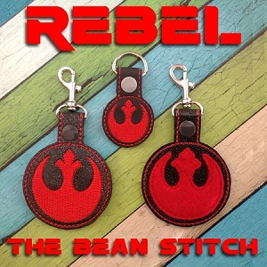 Rebel - Three Sizes!