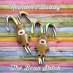 Reindeer Buddy - Includes TWO Styles and BONUS!!!