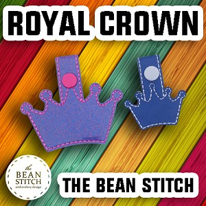 Royal Crown - Includes TWO(2) Sizes!