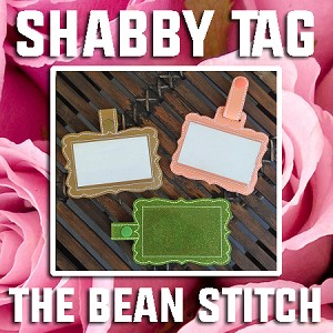 ShabbyTag - FIVE designs INCLUDED!