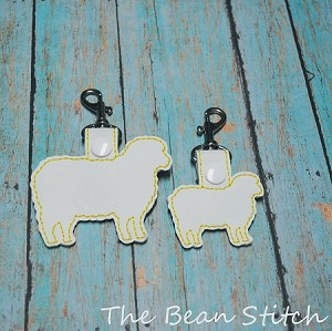 Sheep - Includes TWO sizes!