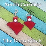 South Carolina - Includes TWO(2) Sizes!