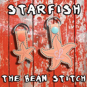 Starfish.   Includes TWO Sizes!!!