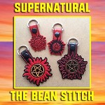 SuperNatural - Includes TWO DESIGNS and TWO Sizes!!!