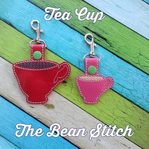 Tea Cup - TWO sizes INCLUDED!