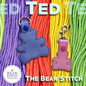 Ted - TWO designs INCLUDED!