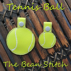 Tennis Ball - TWO sizes INCLUDED!!!