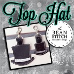 Top Hat - TWO Sizes INCLUDED!