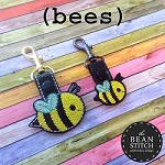 Bees - TWO sizes Included!