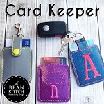 Card Keeper - THREE Design Options!!!