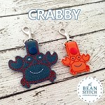 Crabby - TWO sizes INCLUDED!