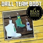 Drill Team Boot - THREE Sizes INCLUDED!